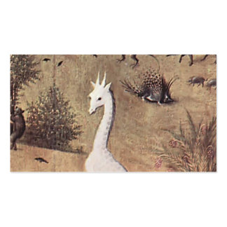 Hieronymus Bosch- The Garden ofEarthly Delights Business Card