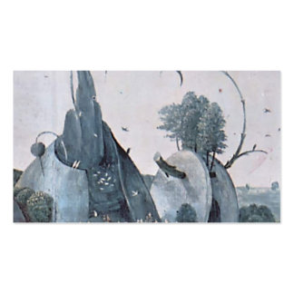 Hieronymus Bosch- The Garden ofEarthly Delights Pack Of Standard Business Cards