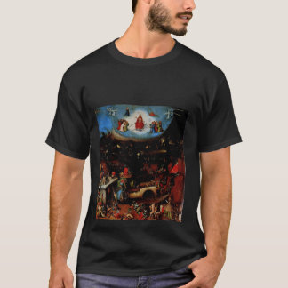 Hieronymus Bosch The Last Judgement T-Shirt