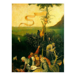 Hieronymus Bosch- The Ship of Fools Postcard
