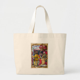 Hieronymus Zane from BL Arundel 156.jpg Large Tote Bag