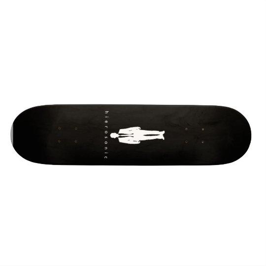 Hierosonic Hangman Deck (Black) Skateboard