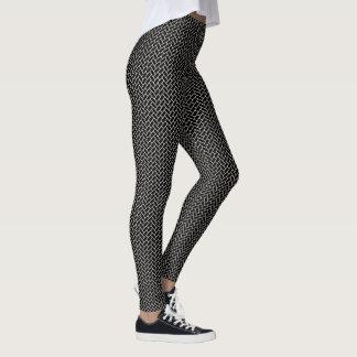Higaki Japanese Pattern Leggings