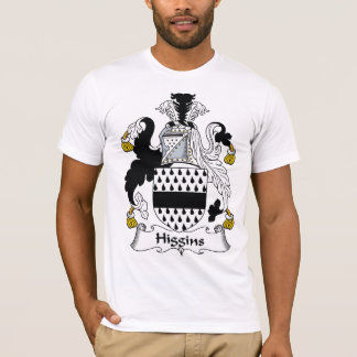 Higgins Family Crest T-Shirt
