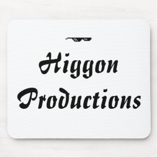 Higgon Productions Mousepad