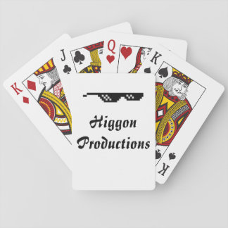 Higgon Productions Playing Cards