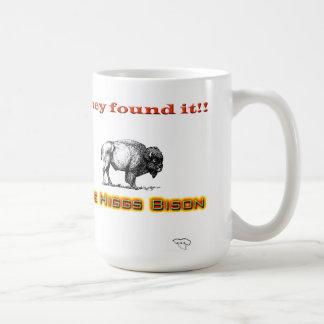 Higgs Bison Coffee Mug