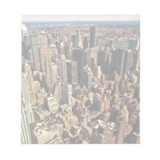 High Above NYC Notepads