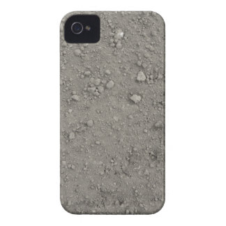 High angle view of brown ground iPhone 4 Case-Mate case