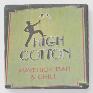 High Cotton Restaurant Charleston, SC. Coaster