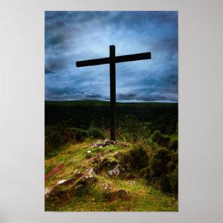 High Cross Poster