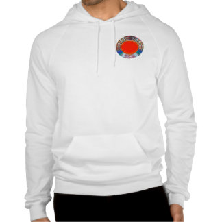 High Energy Circles n Colorful DISCS lowprice sto Hooded Sweatshirts