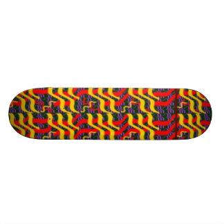 High Energy Fire Power Design Skate Board Decks
