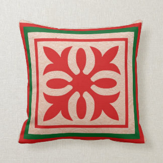 High Energy Full of Life : Jewel  Squares Throw Pillow