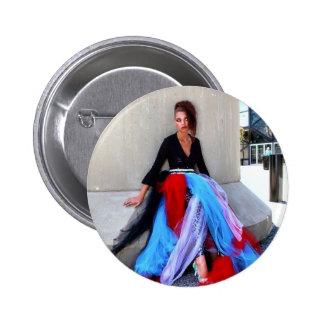 high fashion 168 2 inch round button