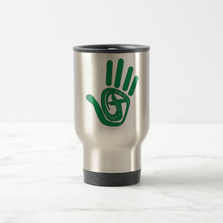 HIGH FIVE 5 TO GEOCACHING TRAVEL MUG
