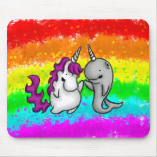 High Five For Friendship Mouse Pad