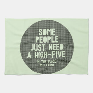 High-five Kitchen Towels
