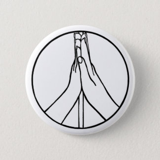 High Five Peace Sign button