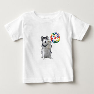 High Five - To our Canadian Athletes Baby T-Shirt