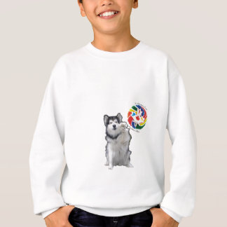 High Five - To our Canadian Athletes Sweatshirt