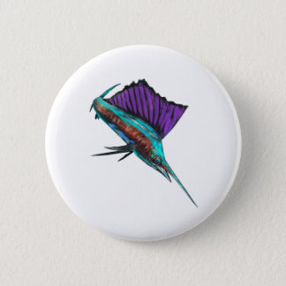 High Flyer 2 Inch Round Button