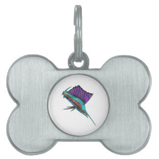 High Flyer Pet Tag