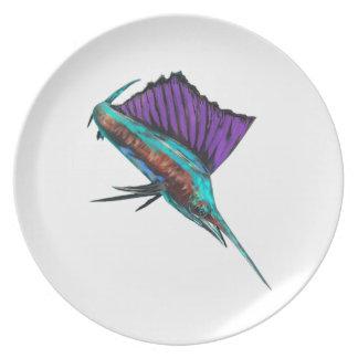 High Flyer Plate