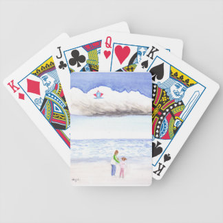 High Flyers Bicycle Playing Cards
