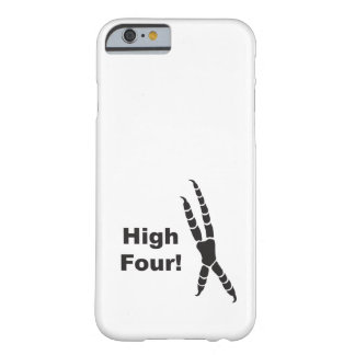 High Four Parrot Footprint (High Five) Barely There iPhone 6 Case