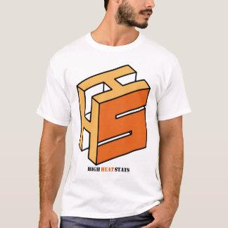 High Heat Stats Logo T-shirt