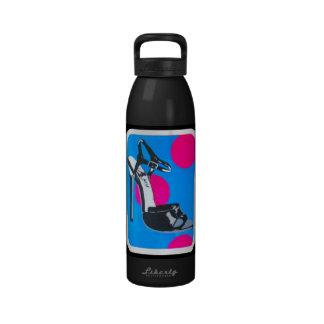 High Heel Sandal Liberty Bottle Drinking Bottles