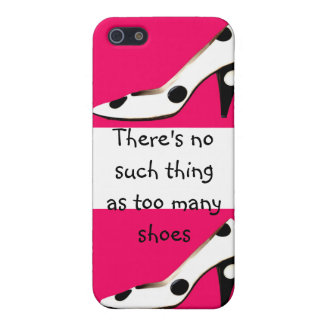 High Heel Shoe Design Cover For iPhone 5/5S