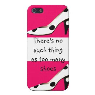 High Heel Shoe Design iPhone 5/5S Case