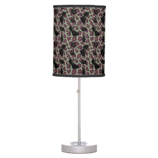 """""""High heels & Hand bags""""table lamp"""".* Table Lamp"""