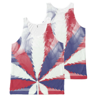 High in Pride All-Over-Print Tank Top