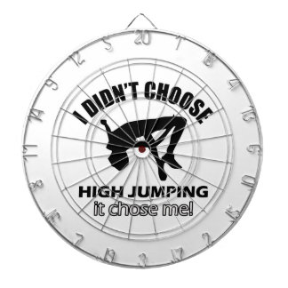 HIGH JUMPING DESIGNS DARTBOARD