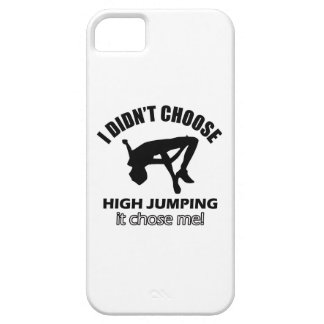 HIGH JUMPING DESIGNS iPhone 5 CASES