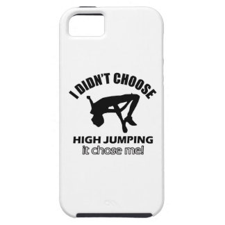 HIGH JUMPING DESIGNS iPhone 5 COVER