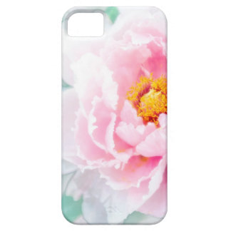 High Key Pink Peony Flower iPhone 5 Cases
