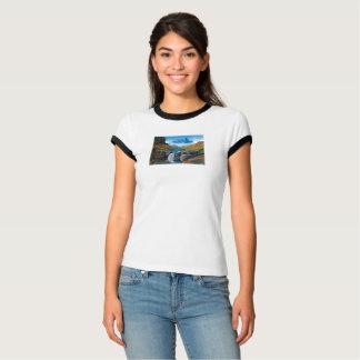 High-level cascade T-Shirt