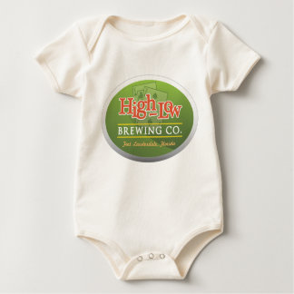 High-Low Brewing Company Baby Bodysuit