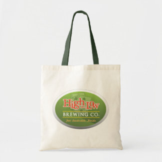 High-Low Brewing Company Bag