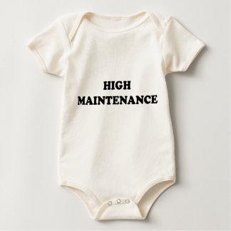 High Maintenance Baby Baby Bodysuit