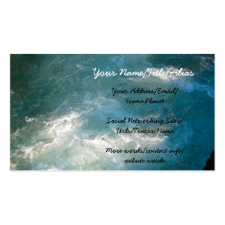 High Mountain Pool Pack Of Standard Business Cards