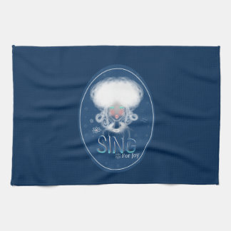 High Notes Sing For Joy Kitchen Towel