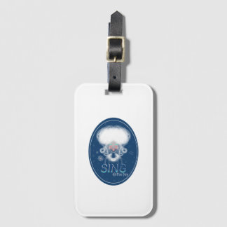 High Notes Sing For Joy Luggage Tag