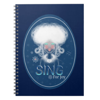 High Notes Sing For Joy Notebook