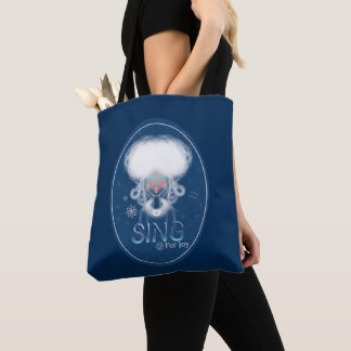 High Notes Sing For Joy Tote Bag