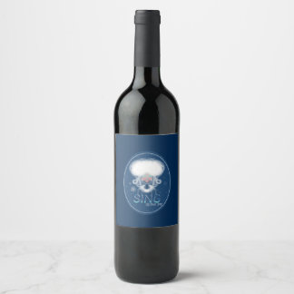High Notes Sing For Joy Wine Label